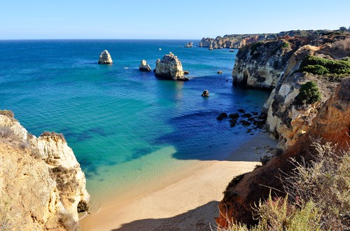 Urlaub an der Algarve