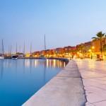 Spaziergang am Hafen von Hurghada