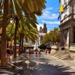 Auch die Hauptstadt Gran Canarias ist eine sehenswert