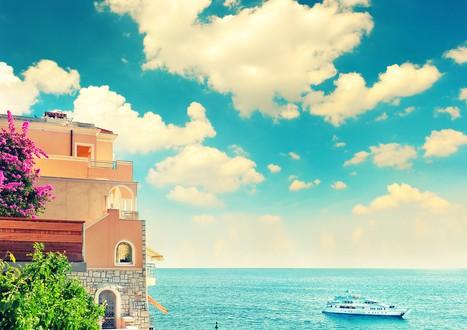 Strandurlaub in einem Ferienhaus in Marseille, Frankreich