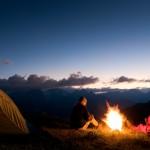 Urlaub in der Wildnis