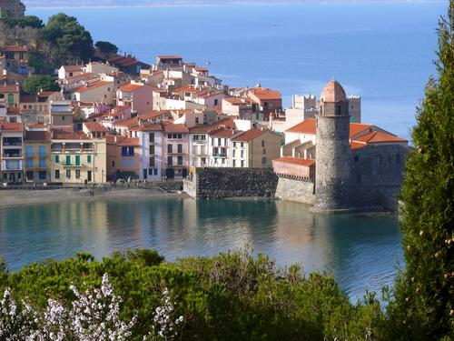Strandurlaub Frankreich - Collioure