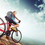 Mit dem Mountainbike durch Südtirol