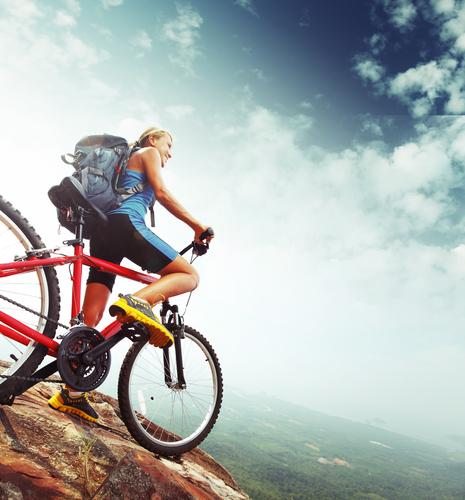 Mountainbiken in Südtirol ist ein besonderes Erlebnis