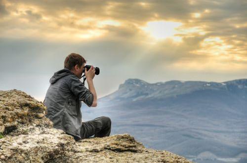 Outdoorerlebnis und andere Perspektiven